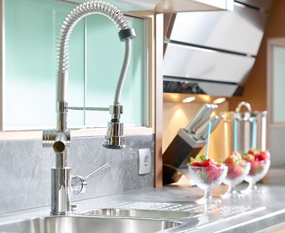 Designer Kitchen Faucet