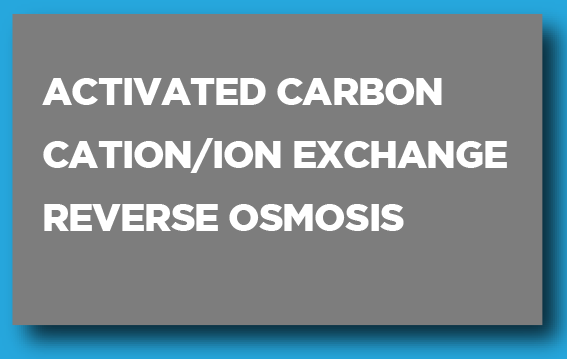 Activated Carbon Cation Ion Exchange Reverse Osmosis