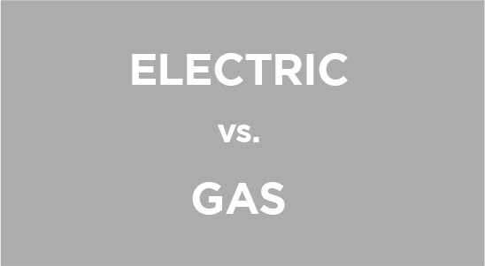 Electric vs Gas