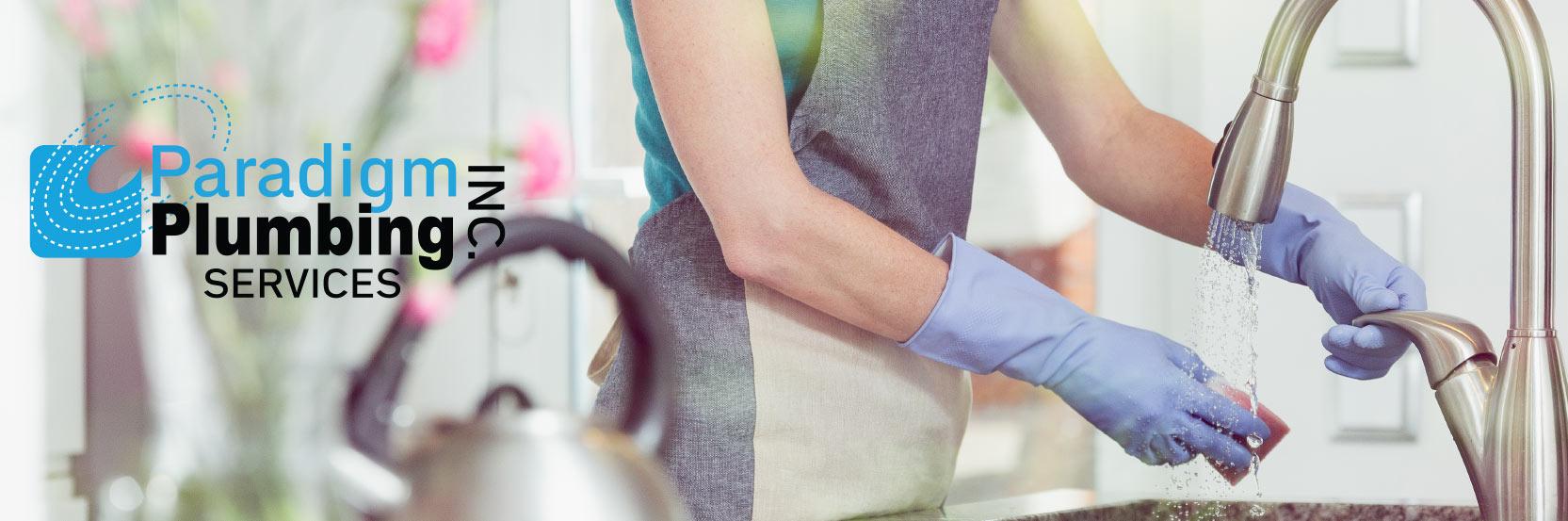 Paradigm Plumbing Woman Kitchen Faucet