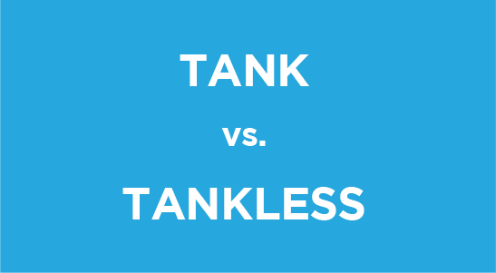 Tank vs Tankless